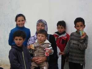 La familia Soufan vive en el terror provocado por los colonos de Yitzhar