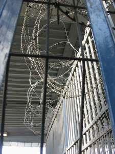 No es un campo de concentración: es un checkpoint israelí en Jerusalén ocupada