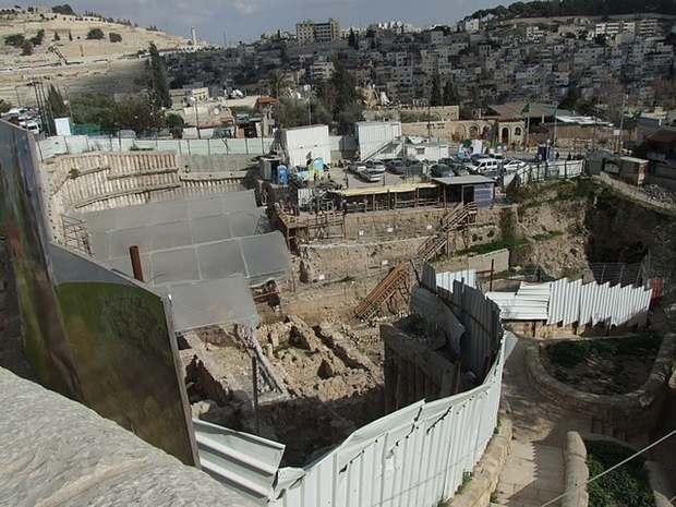 Detrás de la muralla de Jerusalén Antigua, lo más parecido a una favela: el barrio palestino de Silwan