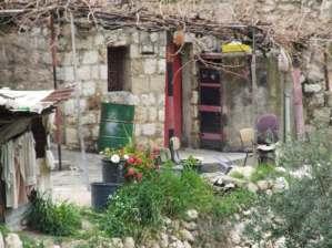 Una vivienda de Silwan