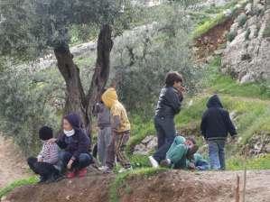 La cárcel es su futuro más seguro, por ser jóvenes y palestinos