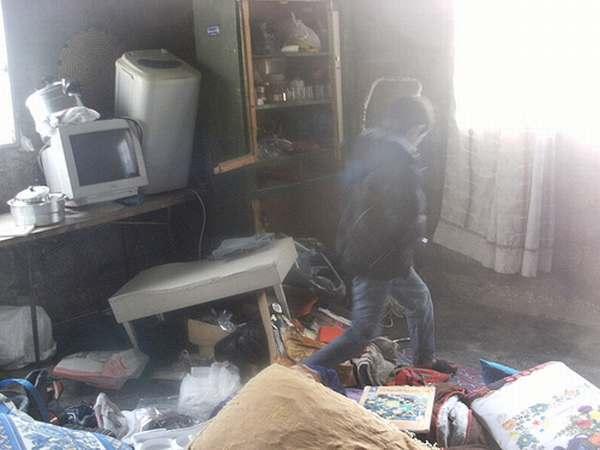 Niños y niñas en medio de la violencia y la destrucción de su hogar (ISM)
