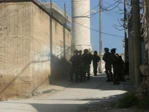 El ejército invade las calles de Awarta (ISM)