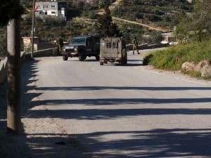 El ejército israelí bloquea la entrada a Awarta e impone toque de queda (ISM)