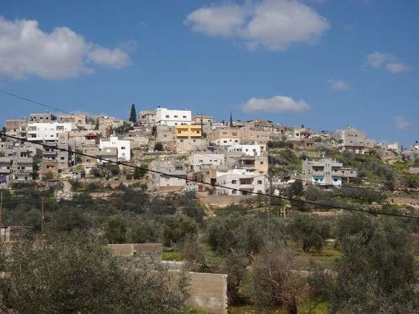 Awarta (Nablus), marzo 2011 (ISM Palestine)