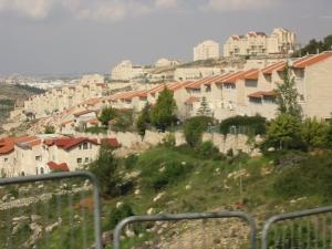 La colonia Efrat, en la región de Belén