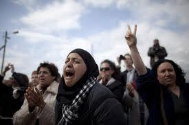 Palestinas despiden a Juliano Mer-Khamis