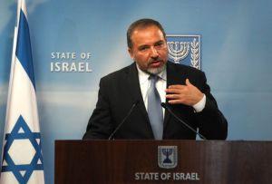Lieberman, Canciller y vocero de los colonos