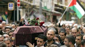 Funeral de Juliano Mer-Khamis