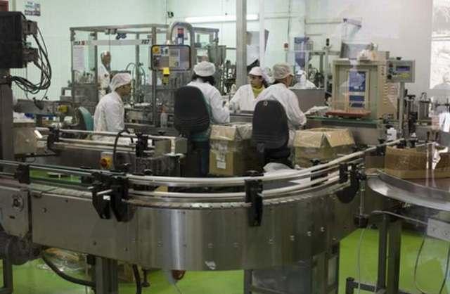 Fábrica de cosméticos Ahava en el Mar Muerto (Keren Manor, Activestills)