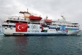La Flotilla de la Libertad 1 (mayo 2010)