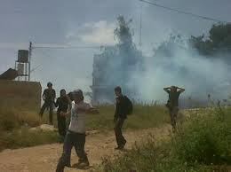 La represión brutal es el pan de cada semana en Nabi Saleh (Joseph Dana)