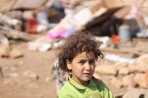 Creciendo en medio de la destrucción. Al Hadadiya, 21/6/11 (Live Haberg)