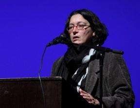 Amira Hass (Yossi Gurvitz)