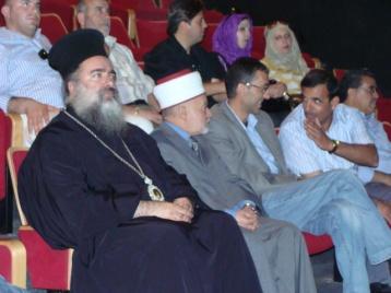 Encuentro interreligioso con integrantes y simpatizantes de Kairós Palestina