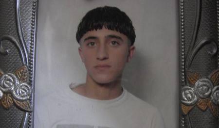 Ali Shamlawi en la cárcel