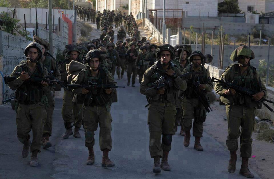 TERRORISMO ISRAELÍ: 6 palestinos fueron secuestrados por las Fuerzas de Ocupación Israelí en Cisjordania