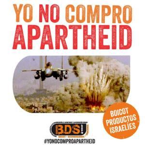 Campaña BDS del estado español