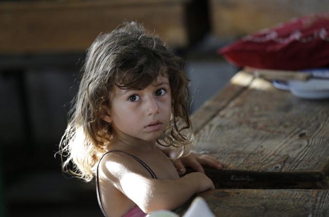 Lefteris Pitarakis, Beit Lahia, Gaza, 31 de julio