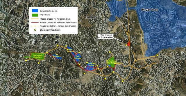 Foto Settlement Watch East Jerusalem