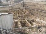 Excavaciones 'arqueológicas' en Silwan, a pocas cuadras del complejo de Al Aqsa