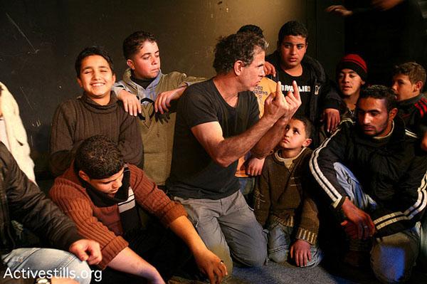 Juliano en El Teatro de la Libertad (2007).