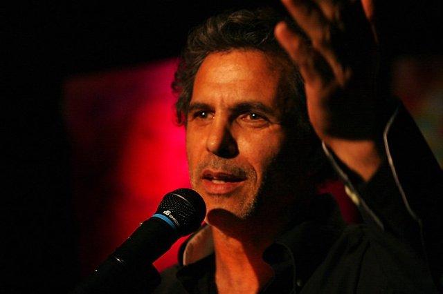 Juliano Mer Khamis. Foto sin crédito en 972 Magazine