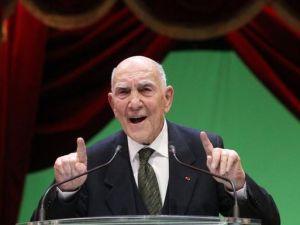 """""""La campaña de BDS en todo el mundo presenta la forma más prometedora para superar el fracaso de los gobiernos del mundo en hacer frente a la intransigencia de Israel y su comportamiento fuera de la ley"""".  Stephan Hessel"""
