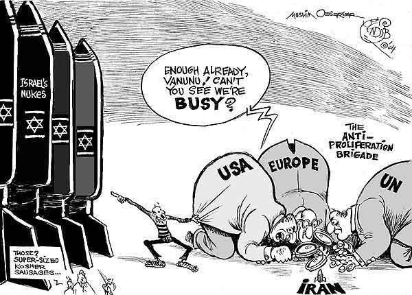 Resultado de imagen de Shimon Peres la bomba nuclear