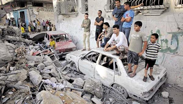 Foto: AP/Khalil Hamra