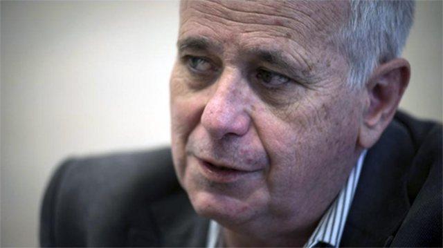 Ilan Pappé (foto tomada de Middle East Monitor).