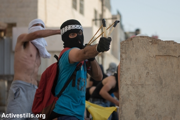 Shu'fat, Jerusalén Este (Faiz Abu Rmeleh/Activestills.org)