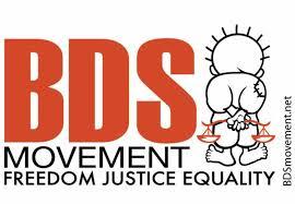 Logo del movimiento BDS.