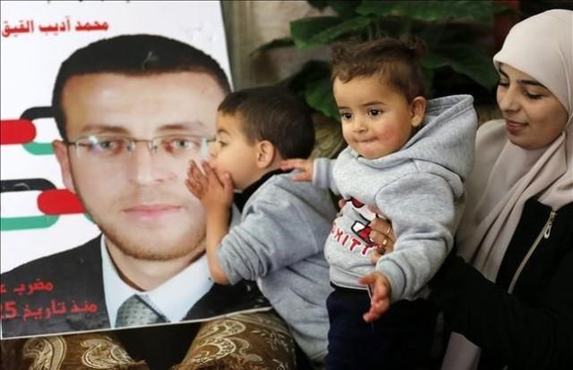 Palestina-periodista-preso-niños