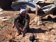 Demolición en Ein Al-Rashash (Nablus), 5/2/16. Fotos: EAPPI.