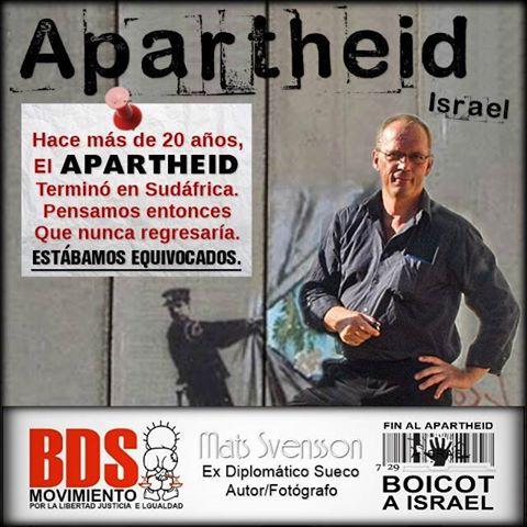 Poster de BDS Colombia