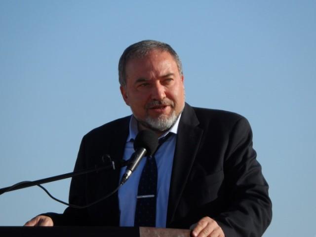 Avigdor Lieberman (Foto: Jonathan Klinger)