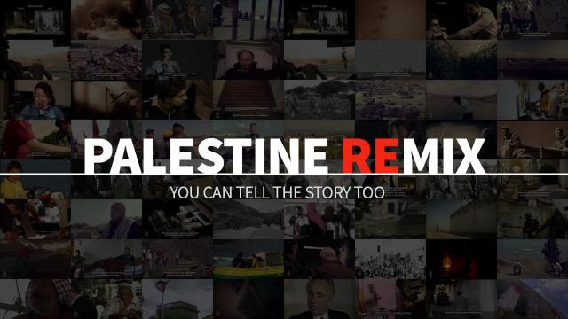 Palestine Remix. Fuente: Al Jazeera.