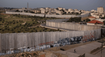 El Muro separando a Belén de Jerusalén. (EAPPI).