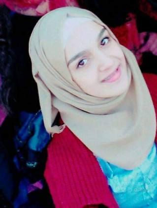 Malak Salmann (17).