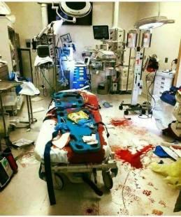 El hospital Al-Shifa, el más grande de Gaza
