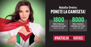 #NataliaNoVayas