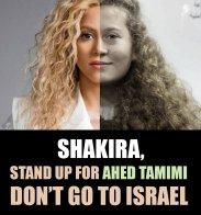 Campaña en EE.UU. para pedirle a Shakira...