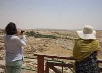 El gobierno israelí expulsó a cientos de palestinos/as para establecer la colonia y el sitio turístico de Susya.