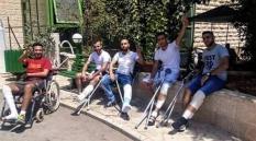 Dheisheh camp crippled Facebook