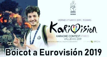 Otro evento alternativo en Vallecas, Madrid.