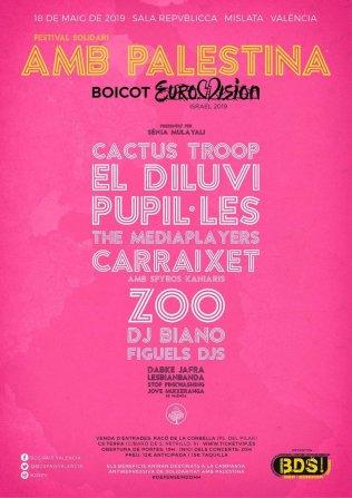 Evento alternativo en Barcelona