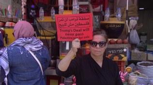 """Palestina no se vende""."