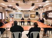 Reuniones de coordinación de las organizaciones de Aida.